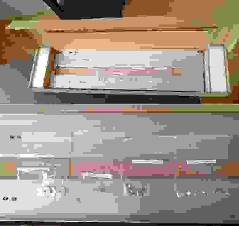 Рельсы и крепления NetApp E2700