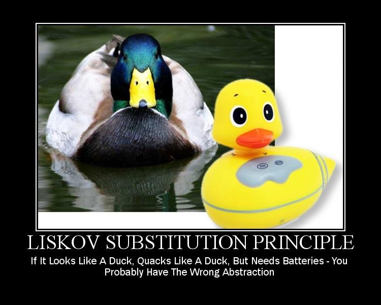 Принцип подстановки Барбары Лисков