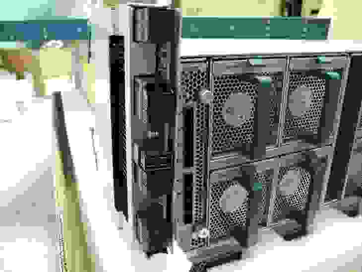 Extender of cisco UCS blade Chassis