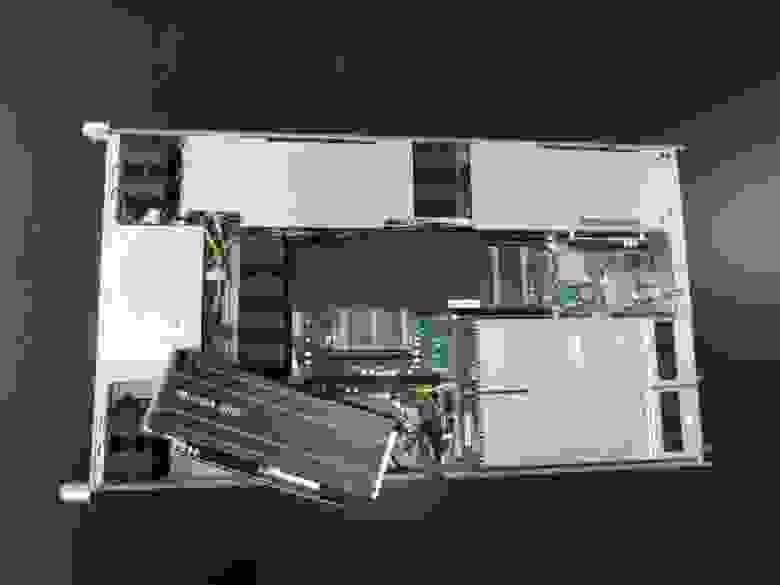 Подключаем NVIDIA GRID K1 к нашему серверу