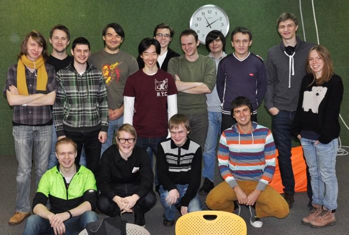Выпускники первой Школы разработки интерфейсов Яндекса