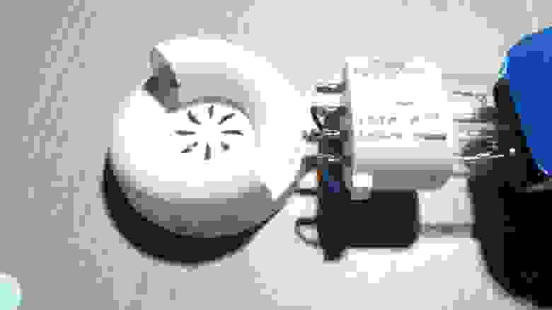 Рисунок 2: Крышка корпуса до доработки