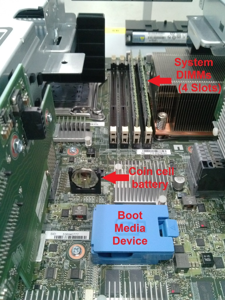 Контроллер NetApp FAS8040