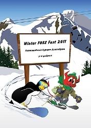 Dagobrat Winter FOSS Fest 2011