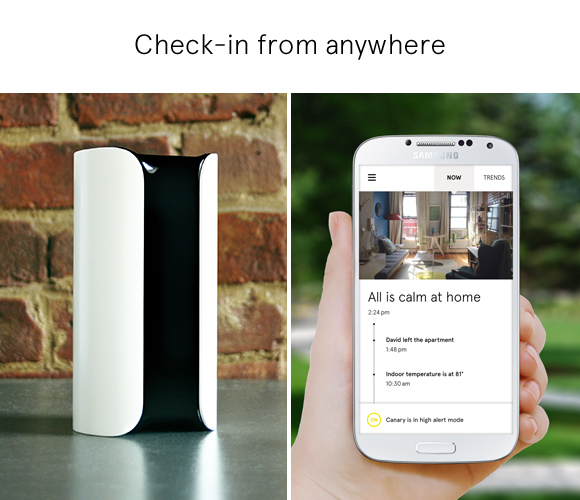 Check-in from anywhere