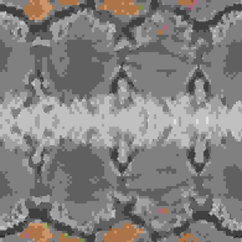 Альбедо кожи питона в пространстве цвета ACES.
