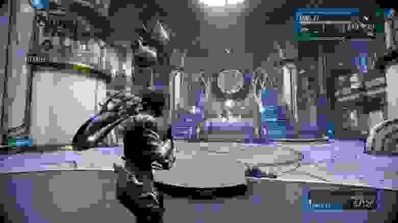 Разработчики из Digital Extremes добавили в Warframe некоторые старые наработки. К примеру, там есть костюм, который был создан для одной из ранних версий Dark Sector