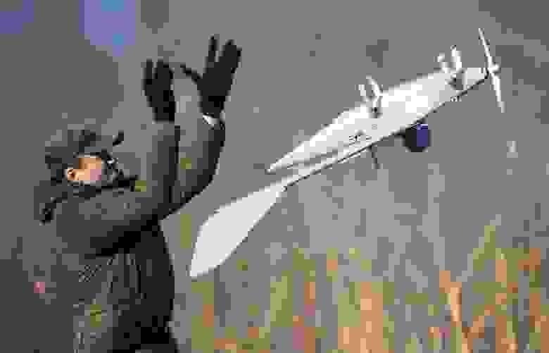 Испытания беспилотников во время совместных учений России и Индии в 2016 году. Источник: Юрий Смитюк/ТАСС