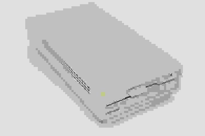 Внешний 5.25 дисковод Toshiba для T1100