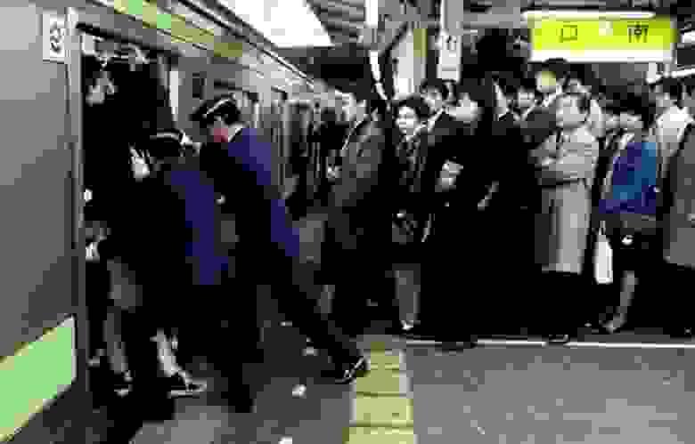 Метро в Токио / Shutterstock