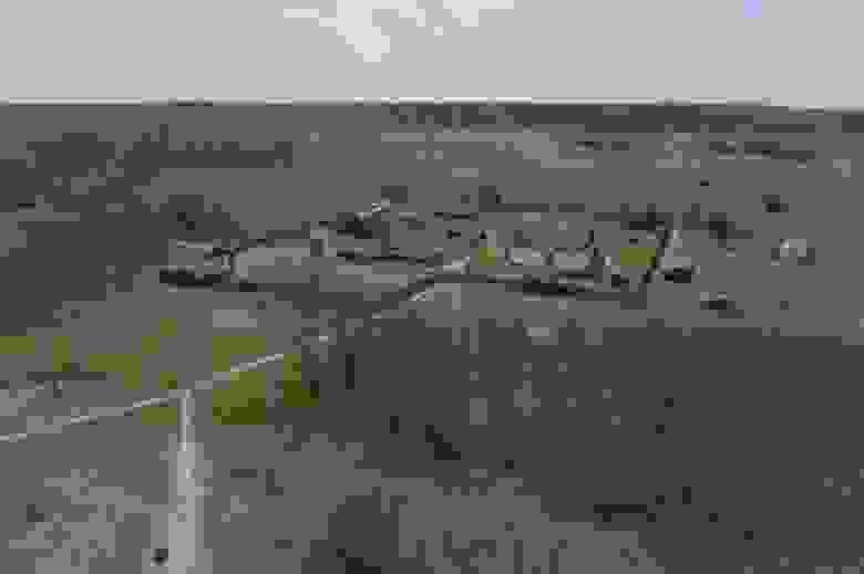 Исследовательская станция Масаны ПГРЭЗ, 8 км от ЧАЭС