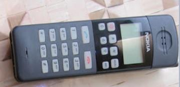 У меня был такой телефон в 95, до этого были еще примитивнее