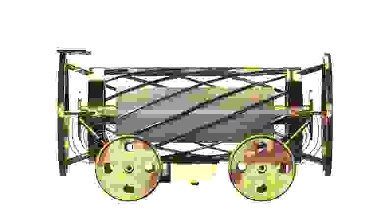 Рис. 1. Pnevmo-Capsula: вагонетка механической почты
