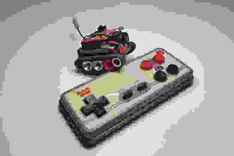 Текущий вид танка