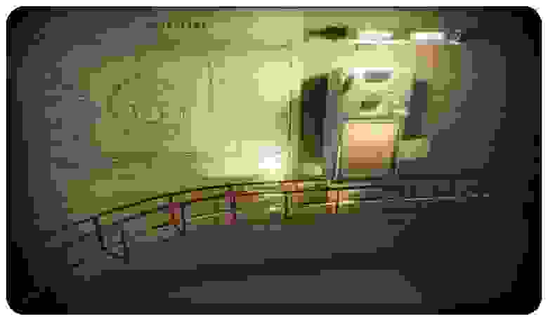 Рис.4. Скриншот игры. Ящик механической почты с которым предстоит встретиться игроку