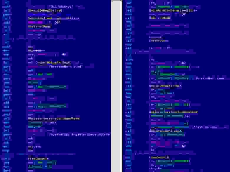Слева: образец TManger (NTT Security) 71fe3edbee0c27121386f9c01b723e1cfb416b7af093296bd967bbabdc706393 Справа: образец Mail-O: 603881f4c80e9910ab22f39717e8b296910bff08cd0f25f78d5bff1ae0dce5d7