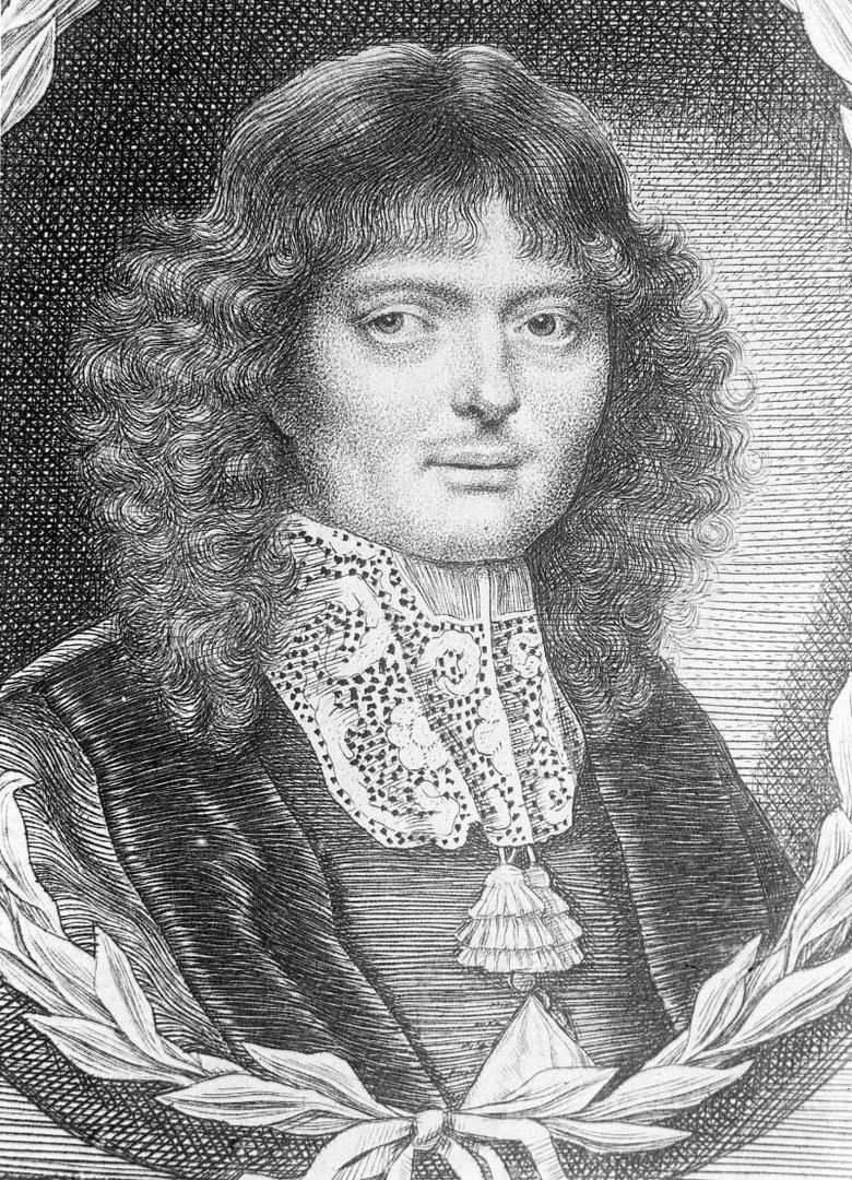 Ренье де Грааф 30.07.1641 — 17.08.1673