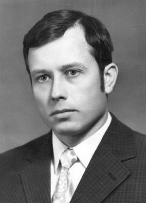 Молодой Карраск. Питерцы, запомните это лицо — он спас вас от Чернобыля в Ленобласти