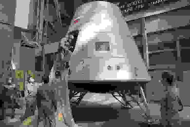 Испытания канатно-спускового устройства «Орла» в июне прошлого года. Источник: roscosmos.ru