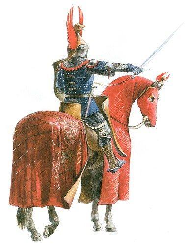 """В качестве Европейского всадника я решил привести в пример этого Итальянца по """"Всадникам войны»"""
