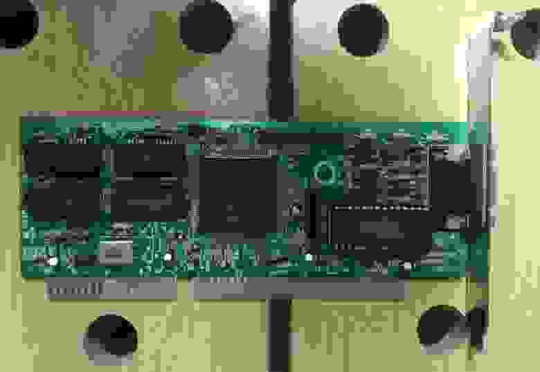Адаптер SVGA Trident TVGA9000i
