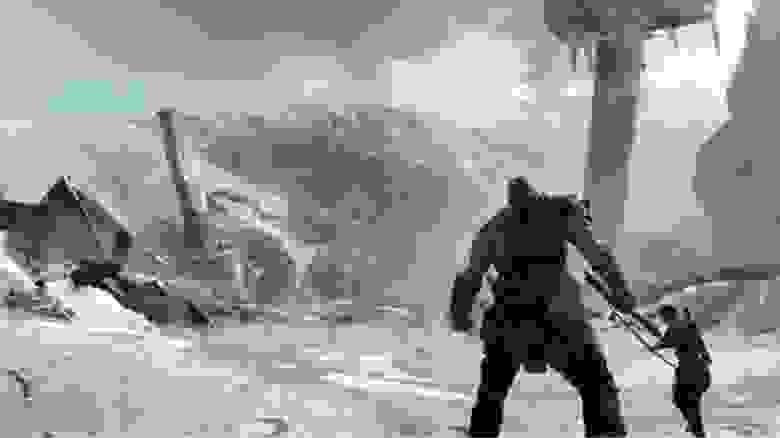 God of War (2018). Сперва Кратос изничтожил древнегреческий пантеон богов, а затем переключился на скандинавский