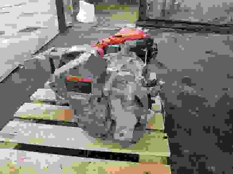 электромотор nissan leaf