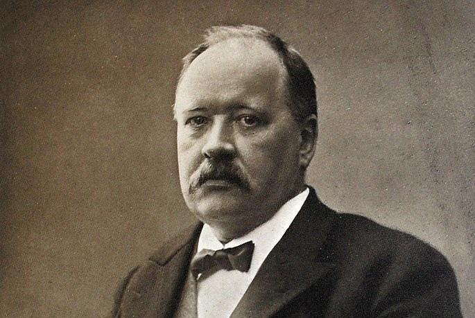 Сванте Аррениус в 1909 году