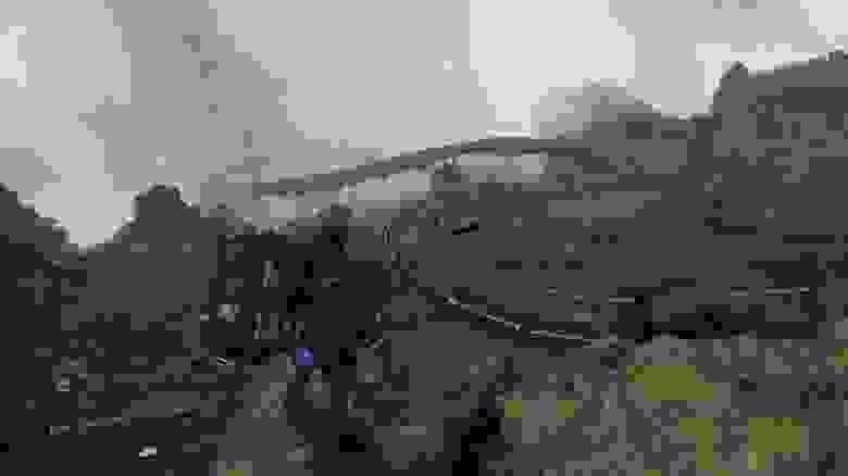 Беспорядочное и опасное окружение Death Stranding превращается в удобную систему, которая помогает игроку выполнять заказы