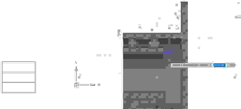 Рис. 9. Выбор объекта для формирования отчета по геометрическому размеру подшипникового стакана