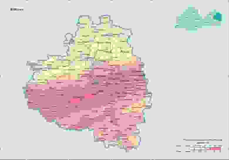 Тульская область в 2006