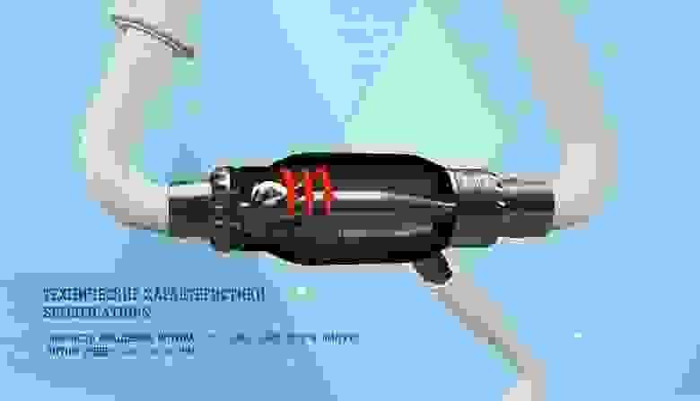 Вот так, например, выглядит ротор отечественного «Спутника» (lvad.ru), предназначенного для замены функций левого желудочка сердца
