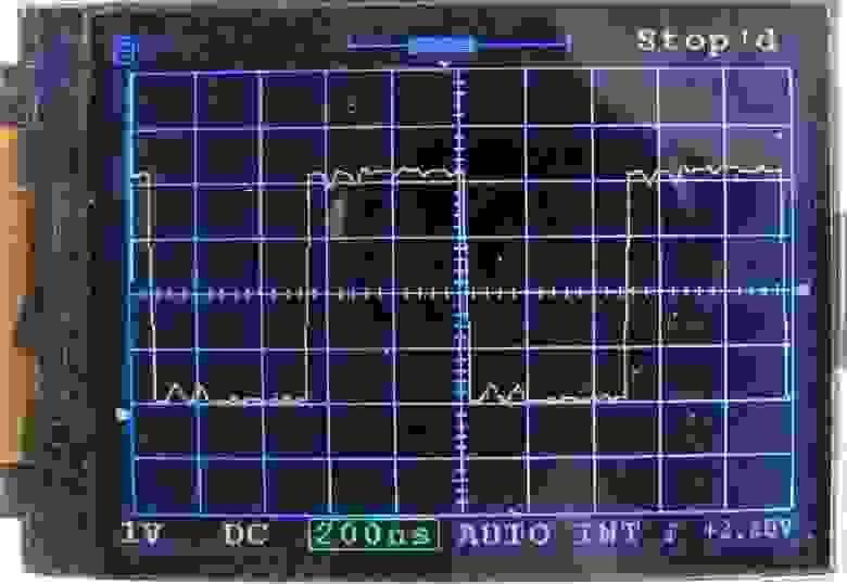 Fig.11. 48MSPS. 1 MHz meander.