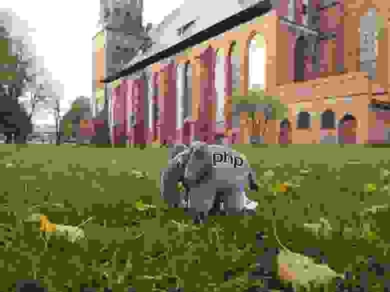 Итоговый слоник может отличаться цветом.