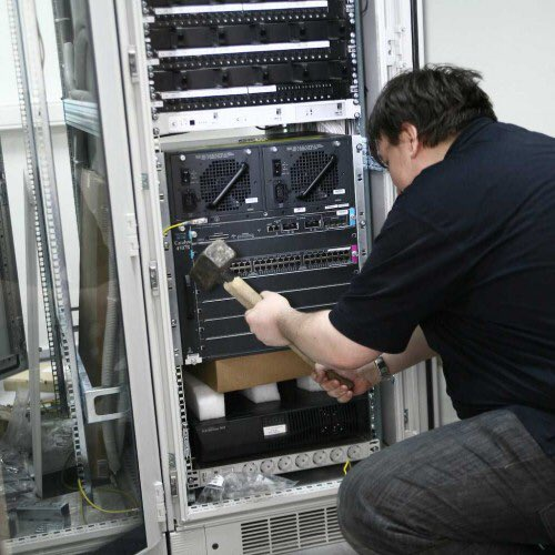 Настройка маршрутизатора Cisco серии 7600