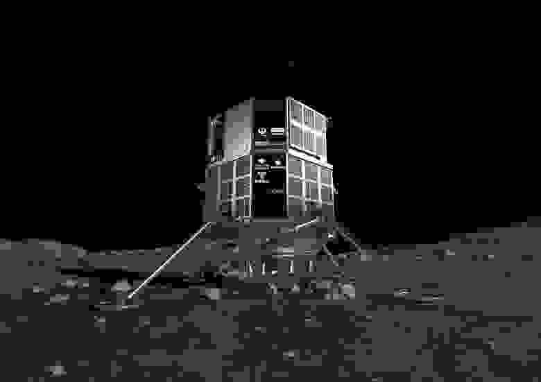 Hakuto-Reboot. Источник: Ispace