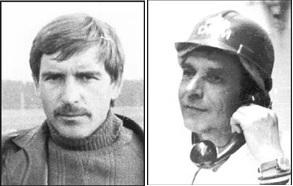 А. Кургуз и В. Перевозченко