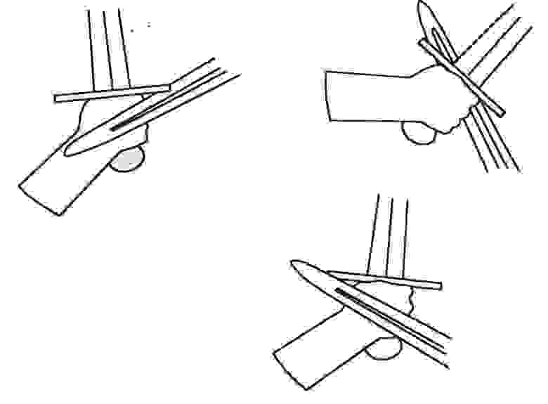 Стр. 47 Medieval Swordsmanship: Illustrated Methods and Techniques By John Clements