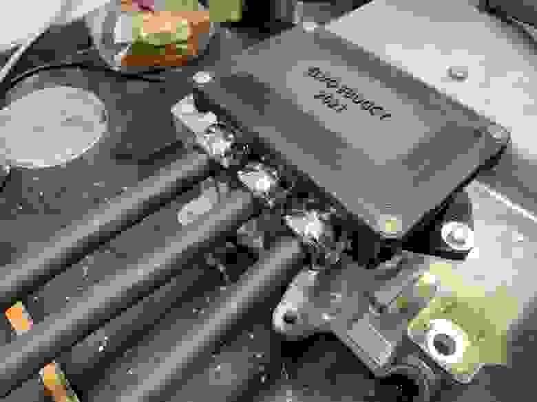 Соединение электрики в самодельной багги