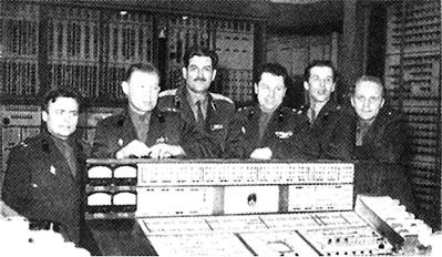 Анатолий Иванович Китов — второй слева