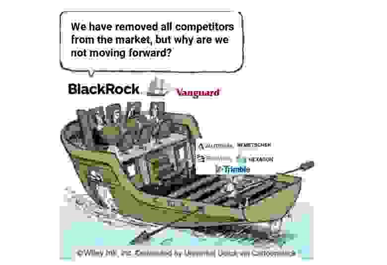 Мы убрали с рынка всех конкурентов, но почему мы не движемся вперед?