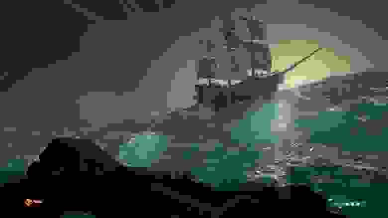 Sea of Thieves — практически единственная крупная игра про пиратов на данный момент