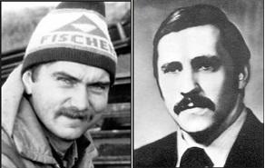 А. Кудрявцев и В. Проскуряков