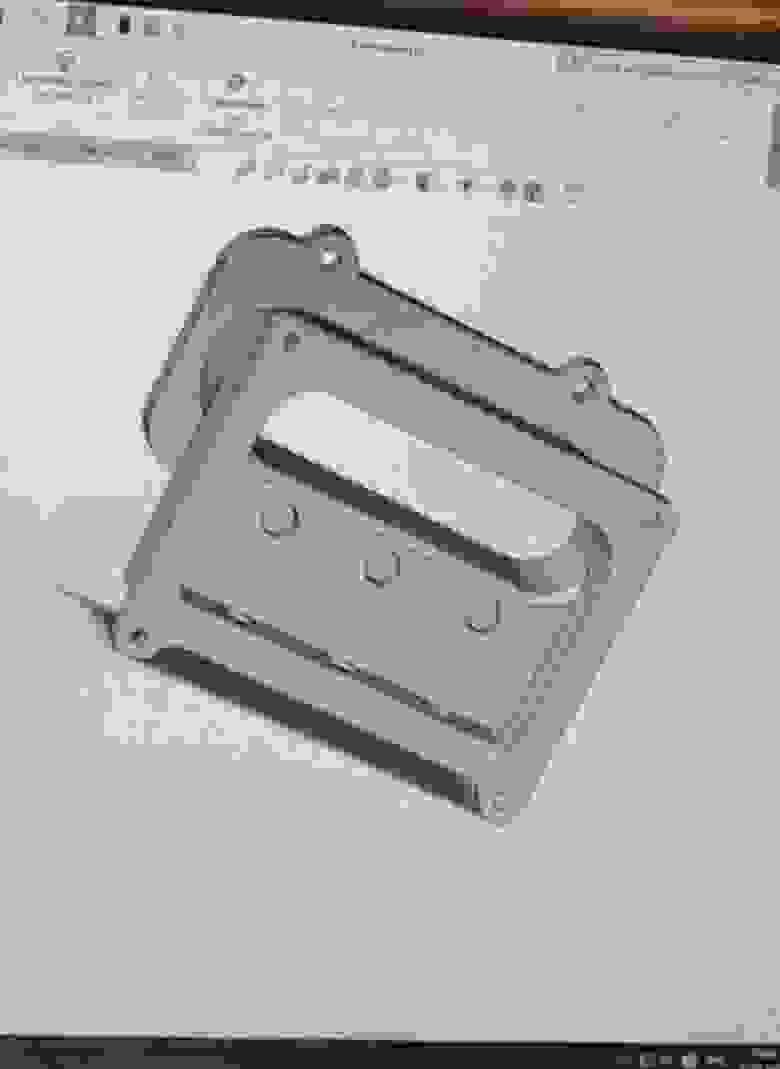 проектирование деталей самодельной багги