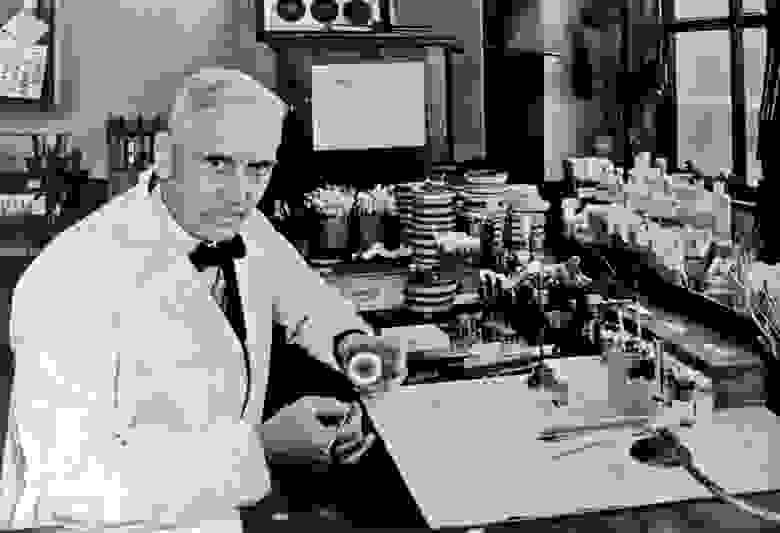 Александр Флеминг, создатель пенициллина