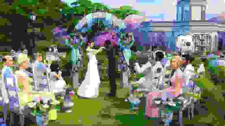 В The Sims пользователь может моделировать разные ситуации, переживая их в игровом формате