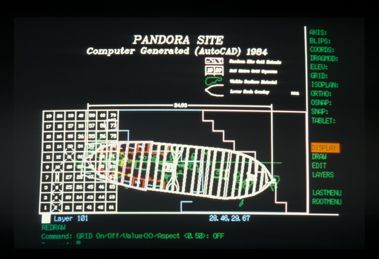 Underwater Archaeology with AutoCAD The Wreck of HMS Pandora 1984 Expedition
