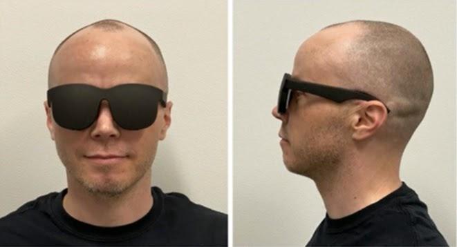 Голографические очки