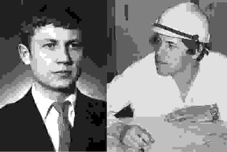 А. Лелеченко и Р. Давлетбаев. Первый умер ещё в 1986, второй — в 2017.