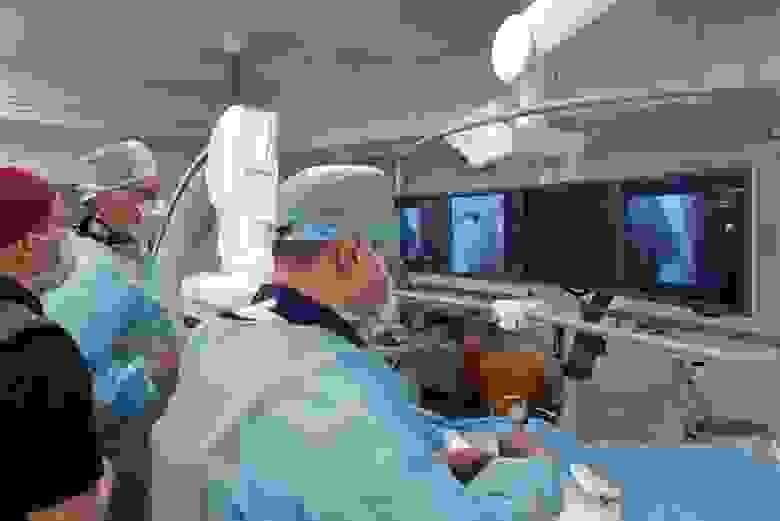 Искусственный интеллект, оперативно анализируя изображения с ангиографа, действует с точностью выше 95%. Фото НИИ комплексных проблем сердечно-сосудистых заболеваний